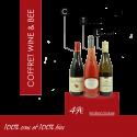 Coffret de 3 vins - Bios et Crus des Côtes du Rhône