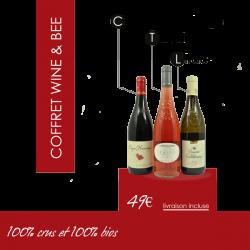 Box Vin Bio - Coffret 100% Crus & 100% Rhône