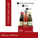 Coffret de 6 vins - Bios et Crus des Côtes du Rhône