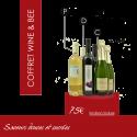 """Coffret 6 Vins """"Saveurs douces et sucrées"""""""
