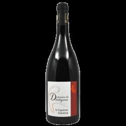 Domaine de Dionysos - La Cigalette - AOC Cairanne rouge et bio 2015