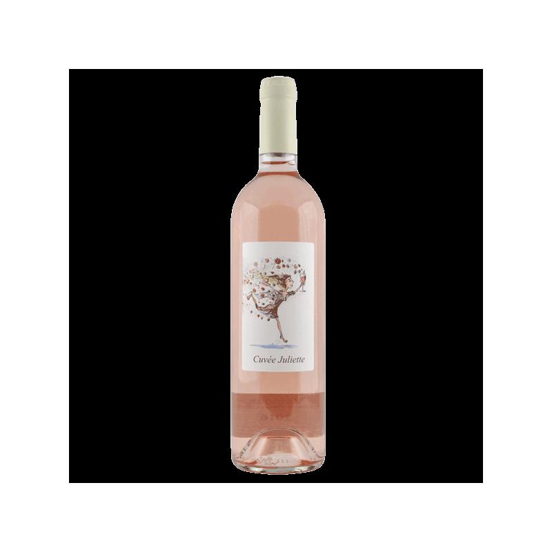 Ferme Saint-Pierre - AOC Ventoux Rosé Bio - Juliette 2018