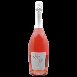 """Domaine Julien Cecillon - Vin Rosé Pétillant """"Daphné"""""""