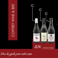 Box Bouteilles de Garde Coffret Vin Grand Cru du Rhône