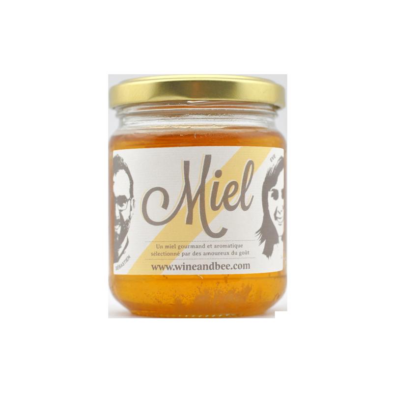 miel d'acacia gout