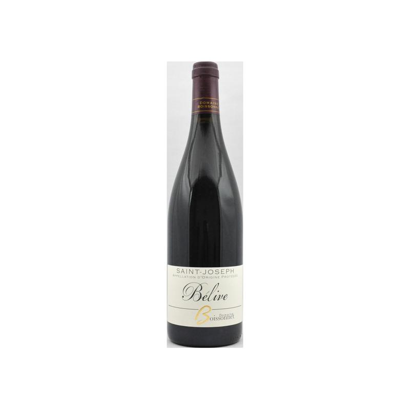 Domaine Boissonnet Saint Joseph rouge Belive 2016