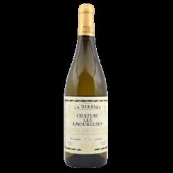 Château les Amoureuses La Barbare blanc 2017 - AOC Côtes du Rhône