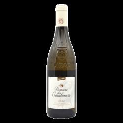 Domaine Des Carabiniers Lirac blanc - Vin bio 2016