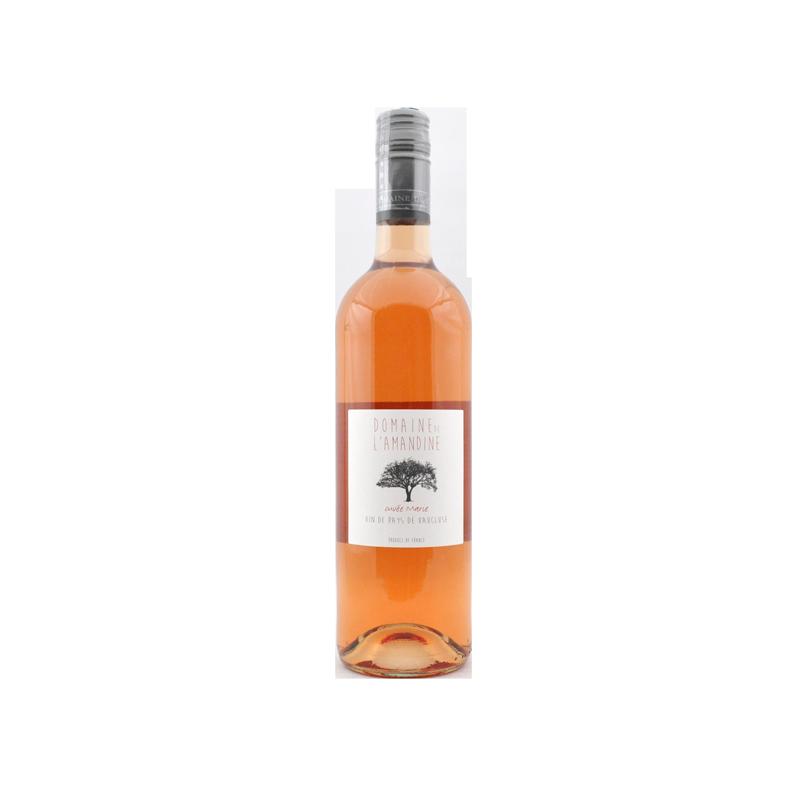 Domaine de l'Amandine Cuvée Marie - IGP Vaucluse Rosé 2017