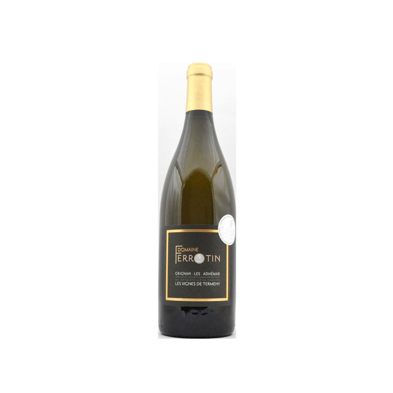 Domaine Ferrotin - AOC Grignan les Adhemar - Les Vignes de Termeny 2018