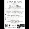 Domaine des Gravennes - Côtes du Rhône - Coeur de Harys 2017