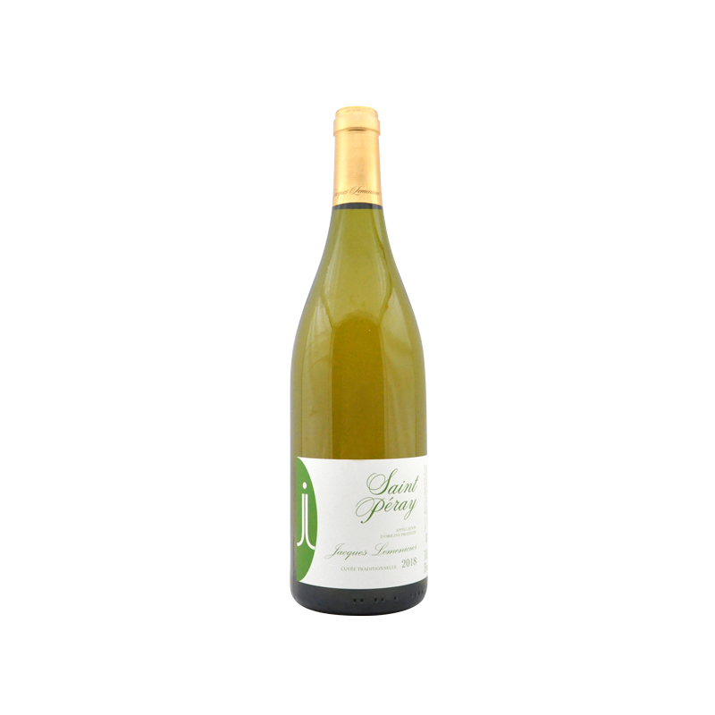 Domaine Jacques Lemenicier - AOC St Peray - Cuvée Traditionnelle 2019