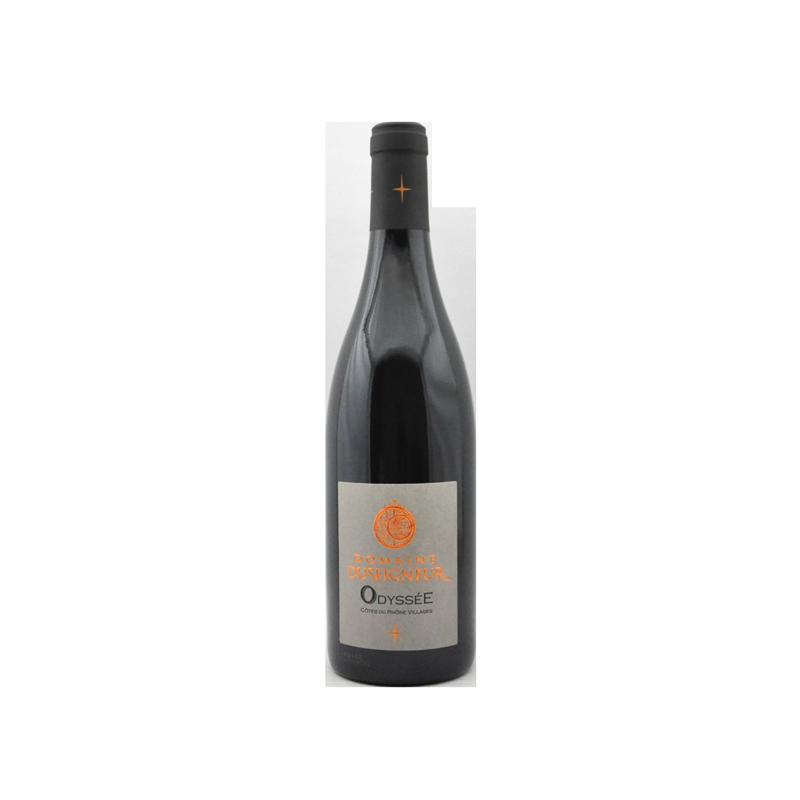Domaine Duseigneur Odyssée Bio - AOC Côtes du Rhône Villages 2018