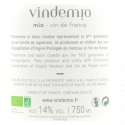 Domaine Vindemio - Mio Rouge - Vin de France Rouge du Ventoux à Mazan