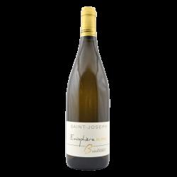 Domaine Boissonnet Saint Joseph blanc Emisphere 2017