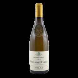 Côtes du Rhône Saint Esprit Delas Blanc 2019