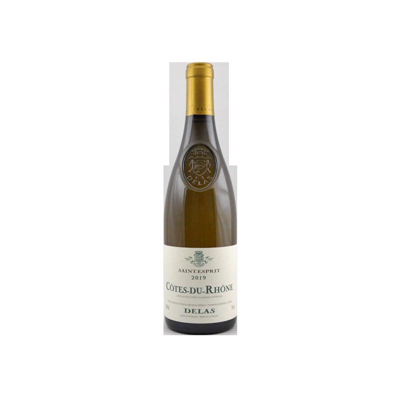 Maison Delas Frères - Delas Côtes du Rhône Blanc Saint Esprit 2019