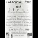 Domaine La Rocalière - AOC Lirac Rouge - Ikebana 2018