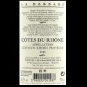 Château les Amoureuses - IGP Ardèche - La Barbare 2018
